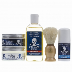 The Bluebeards Revenge - zestaw do golenia DELUXE KIT