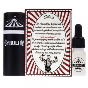 Cyrulicy Siłacz - Olejek do brody 10 ml