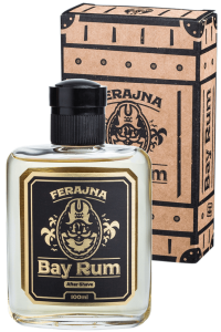 Pan Drwal Aftershave woda po goleniu Ferajna Bay Rum 100 ml