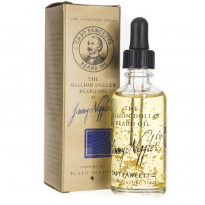 Captain Fawcett Jimmy Niggles Million Dollar olejek do brody  50 ml