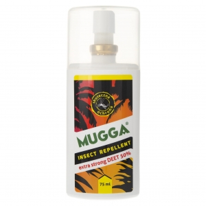Mugga Spray 50% DEET - 75 ml