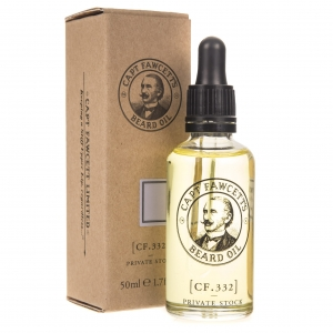 Captain Fawcett Private Stock olejek do brody 50 ml