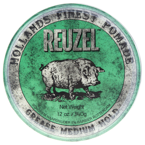 Reuzel Green Hog pomada woskowa Medium Hold 340 g