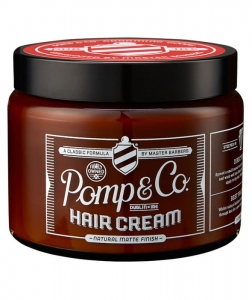 Pomp & Co. Hair Cream pasta do włosów 455g