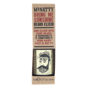 Mr Natty olejek do brody Bring Me Sunshine Beard Elixir 8 ml