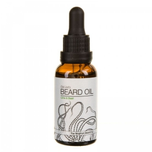 The Brighton Beard Co olejek do brody Limonka i Bazylia (Lime & Basil) 30 ml
