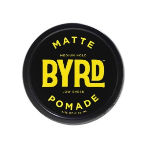 Byrd Matte Pomade Big matowa pomada do włosów The Dirty Byrd 99 ml