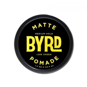 Byrd Matte Pomade Little matowa pomada do włosów The Dirty Byrd 44 ml