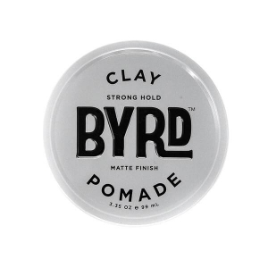 Byrd Strong Hold Clay Pomade Big matowa glinka do włosów The Sea Byrd 99 ml