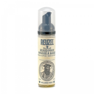 Reuzel Beard Foam odżywka do brody w piance Wood & Spice 70 ml