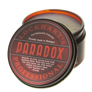Lockhart's Paradox Water Based Pomade Firm pomada do włosów 35g