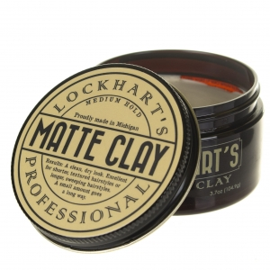 Lockhart's Matte Clay glinka do włosów 35g