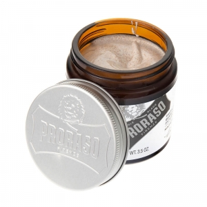 Proraso Beard Peeling Exfoliante Paste Mint & Rosemary - peeling do twarzy i brody 100 ml
