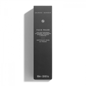 Daimon Barber Face Wash płyn do mycia twarzy 100ml
