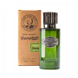 Captain Fawcett perfumy Triumphant Eau De Parfum by Rufus Hound 50 ml EDP