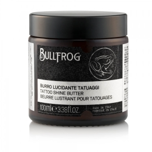 Bullfrog Tattoo Shine Butter masło do tatuażu 100ml