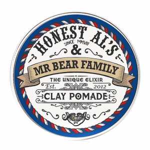 "Mr Bear Family pomada do włosów Matt Clay ""Honest Al"" Limited Edition 100 ml"
