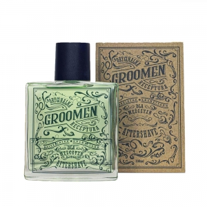 Groomen Aftershave woda po goleniu 100 ml