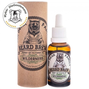 Mr Bear Family olejek do brody Wilderness 30 ml