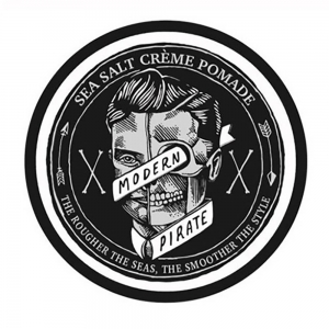Modern Pirate Sea Salt Creme Pomade pasta do włosów 95 ml
