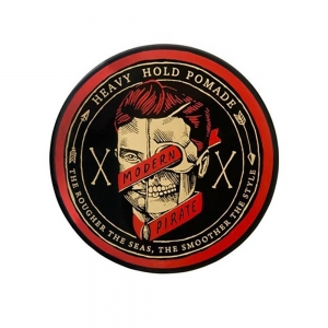 Modern Pirate Heavy Hold Pomade pomada do włosów 100 ml