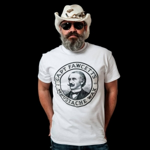Captain Fawcett koszulka T-shirt Garment