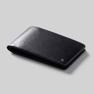 Bellroy Travel Wallet Designers Edition Black portfel skórzany