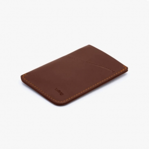 Bellroy Card Sleeve Cocoa portfel na karty