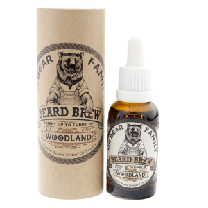 Mr Bear Family olejek do brody Woodland 30 ml