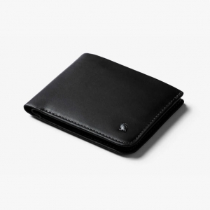 Bellroy Hide & Seek HI Black portfel skórzany