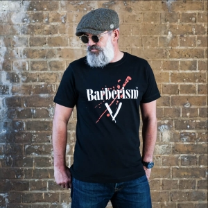 Captain Fawcett koszulka T-shirt Barberism