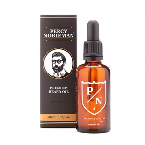 Percy Nobleman olejek do brody Premium Scented 50 ml