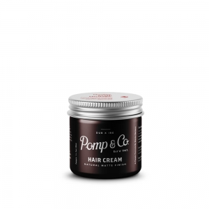 Pomp & Co. Hair Cream matowa pasta do włosów 28 g