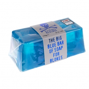 Bluebeards Revenge Big Blue Bar mydło 175g