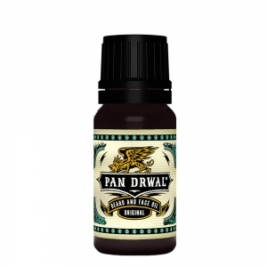 Pan Drwal olejek do brody Original 10 ml