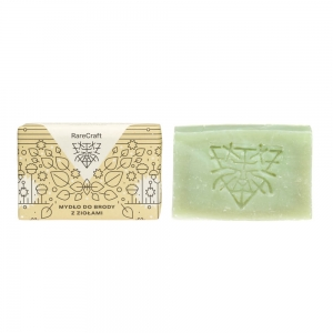 RareCraft mydło do brody druidzkie 110g