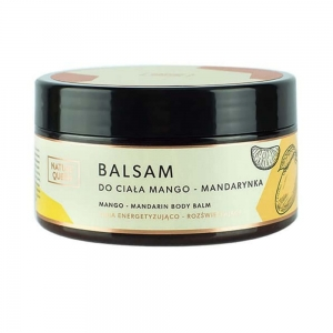 Nature Queen balsam do ciała mango-mandarynka 200 ml