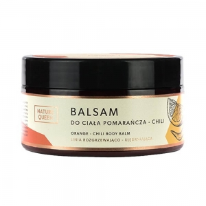 Nature Queen balsam do ciała pomarańcza-chili 200 ml