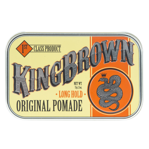 King Brown Original Pomade 75g