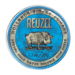 Reuzel Blue pomada wodna Strong Hold 35g