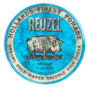 Reuzel Blue pomada wodna Strong Hold 340g