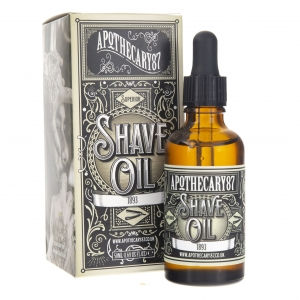 Apothecary 87 olejek do golenia 1893 Shave Oil