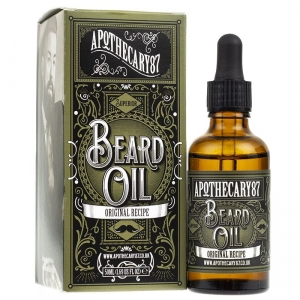 Apothecary 87 Original Recipe olejek do brody 50 ml