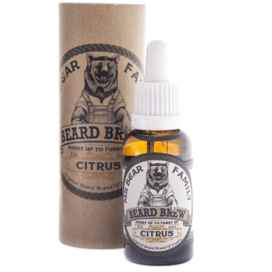 Mr Bear Family olejek do brody Citrus 30 ml