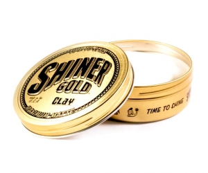 Shiner Gold Clay Maximum Matte Pomade 113 g
