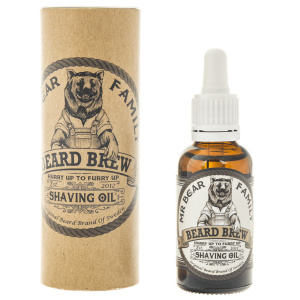 Mr Bear Family Shaving Oil - Olejek do golenia 30ml