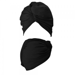 Anwen Turban Wrap IT Up (czarny)